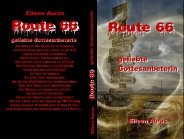 Route 66: geliebte Gottesanbeterin